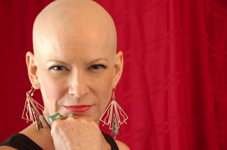 Cancer Survivor Photos: 'Linda' by artist Chris Tanner
