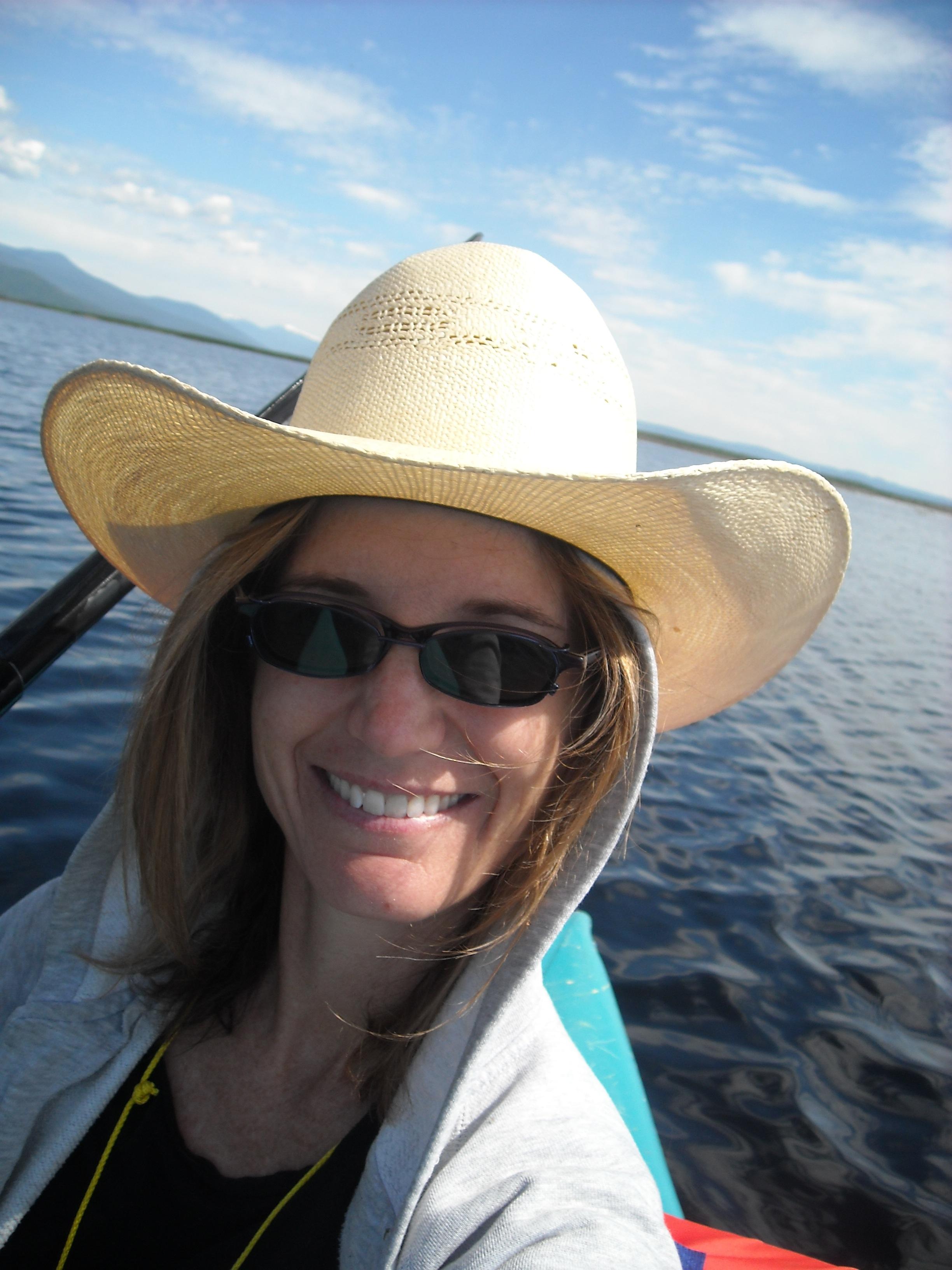 Reason #173 for Pilates: Kayaking 7 miles