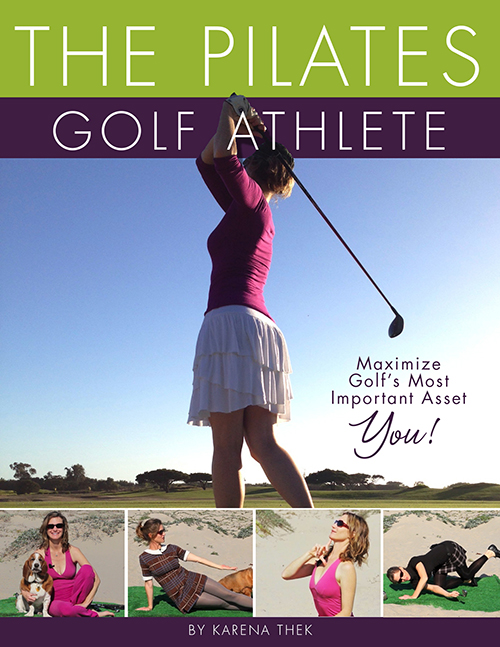 The Pilates Golf Athlete is now on Apple's iBookstore!