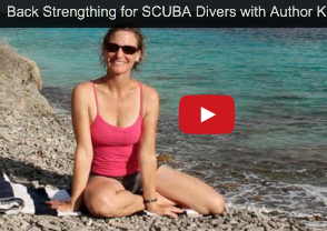 Pilates Exercise for SCUBA divers with Karena Thek