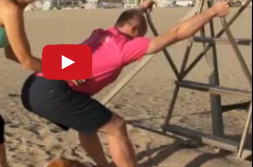 Elongation for Scoliosis on the Beach: Part II
