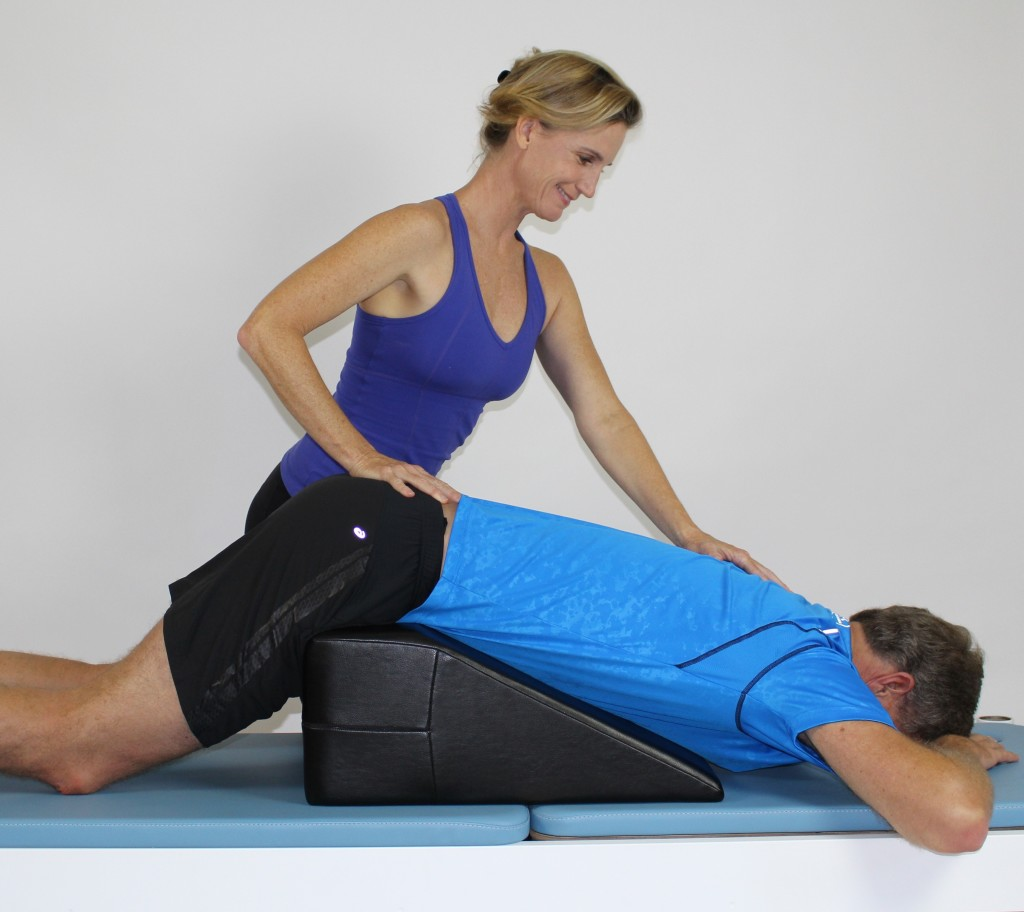 K2 Therapeutic Wedge for Back Pain