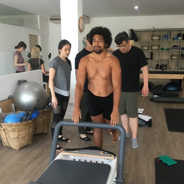 Scolio-Pilates Module 3