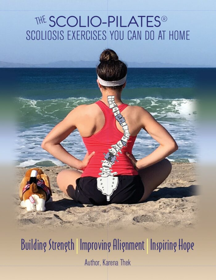 Scolio-Pilates Home Exercise Book